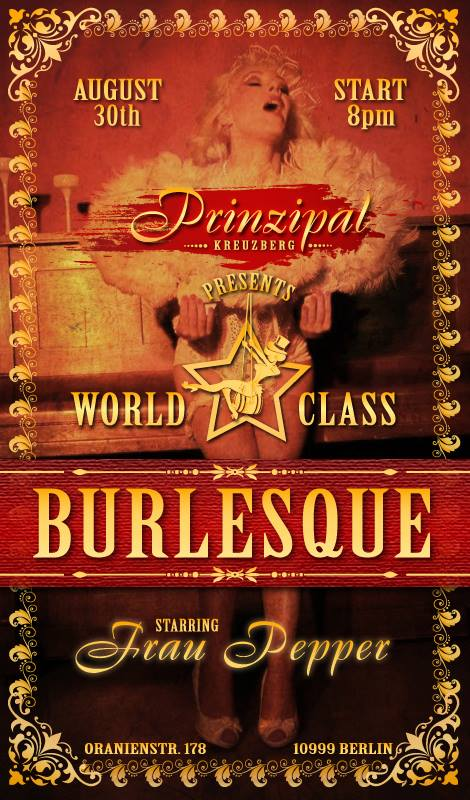 World Class Burlesque