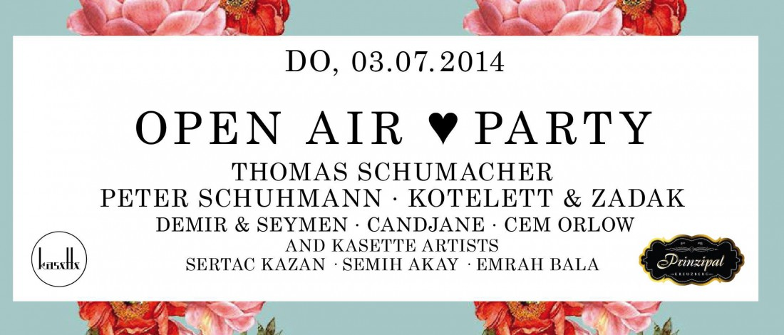Open Air Love Party