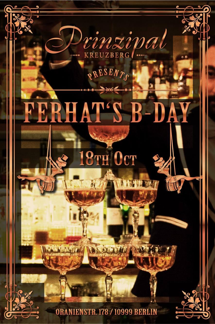 Ferhat's B-Day