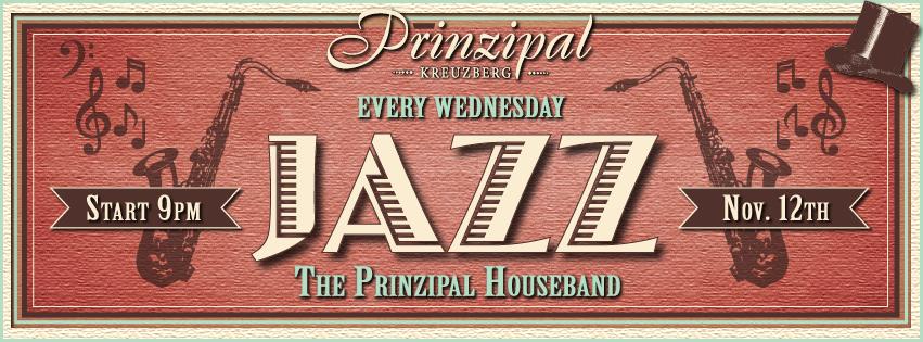 Jazz - Prinzipal Houseband