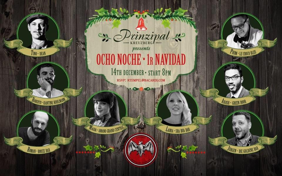 Ocho Noche - 1r Navidad
