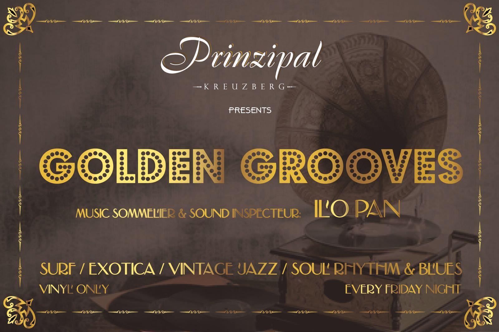 Golden Grooves