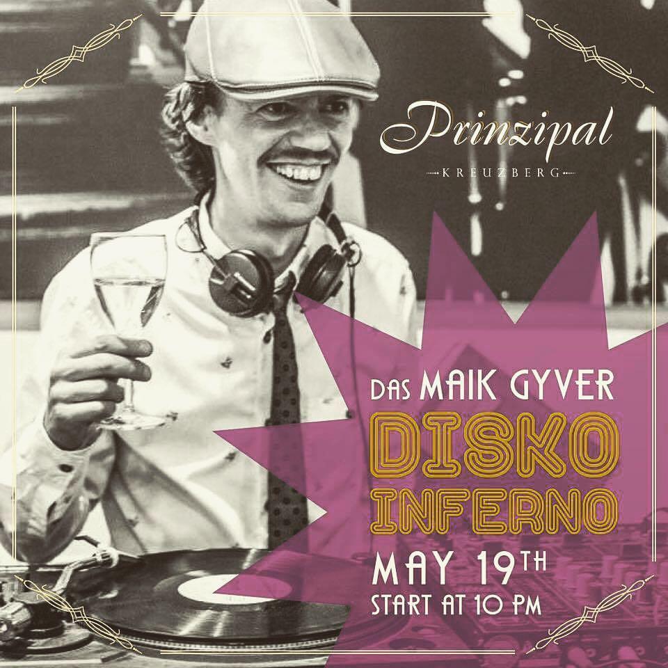Das Maik Gyver Disko Inferno