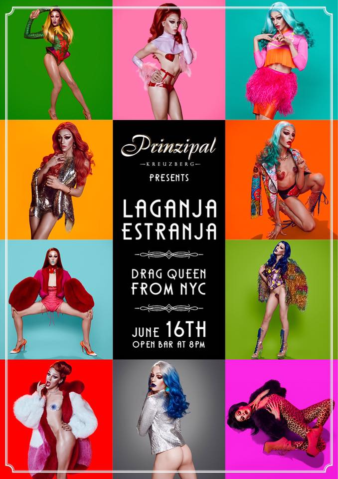 Laganja Estranja - Drag Queen From NYC