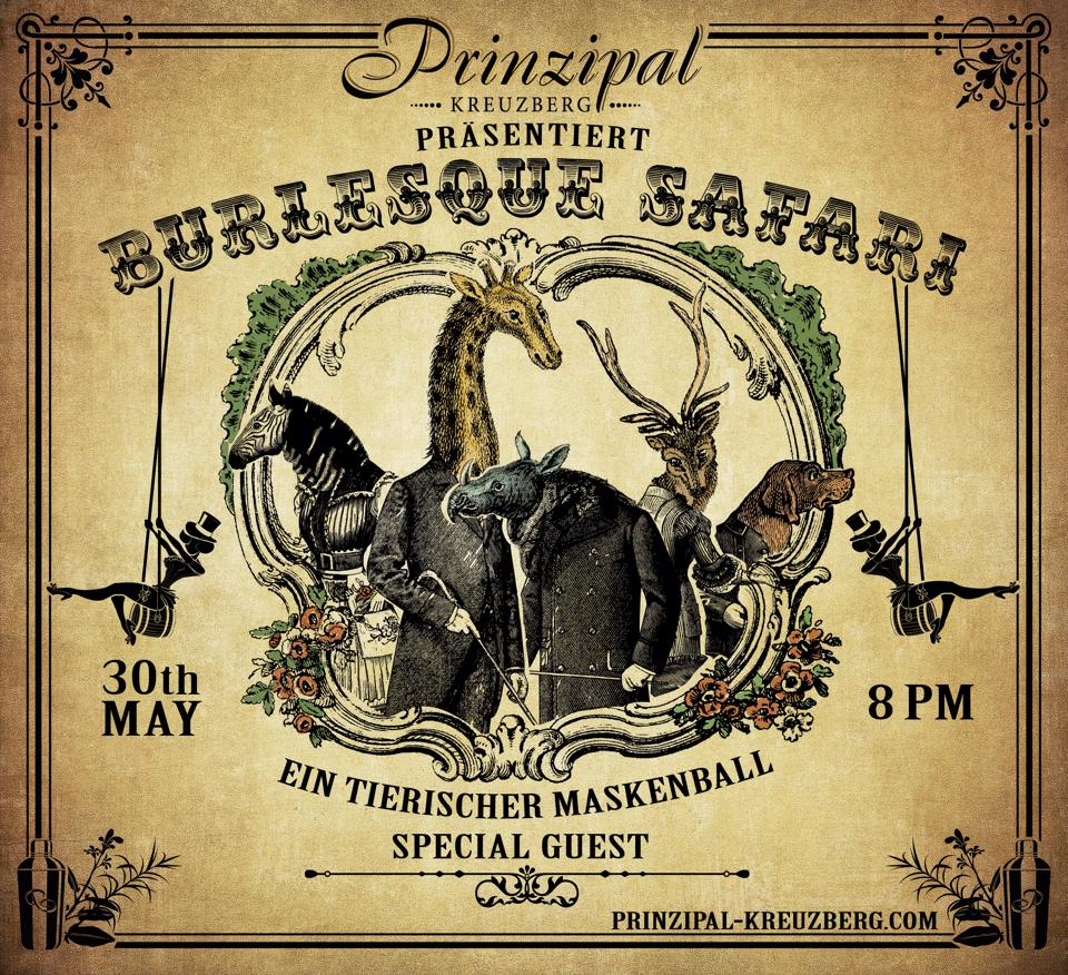 Burlesque Safari