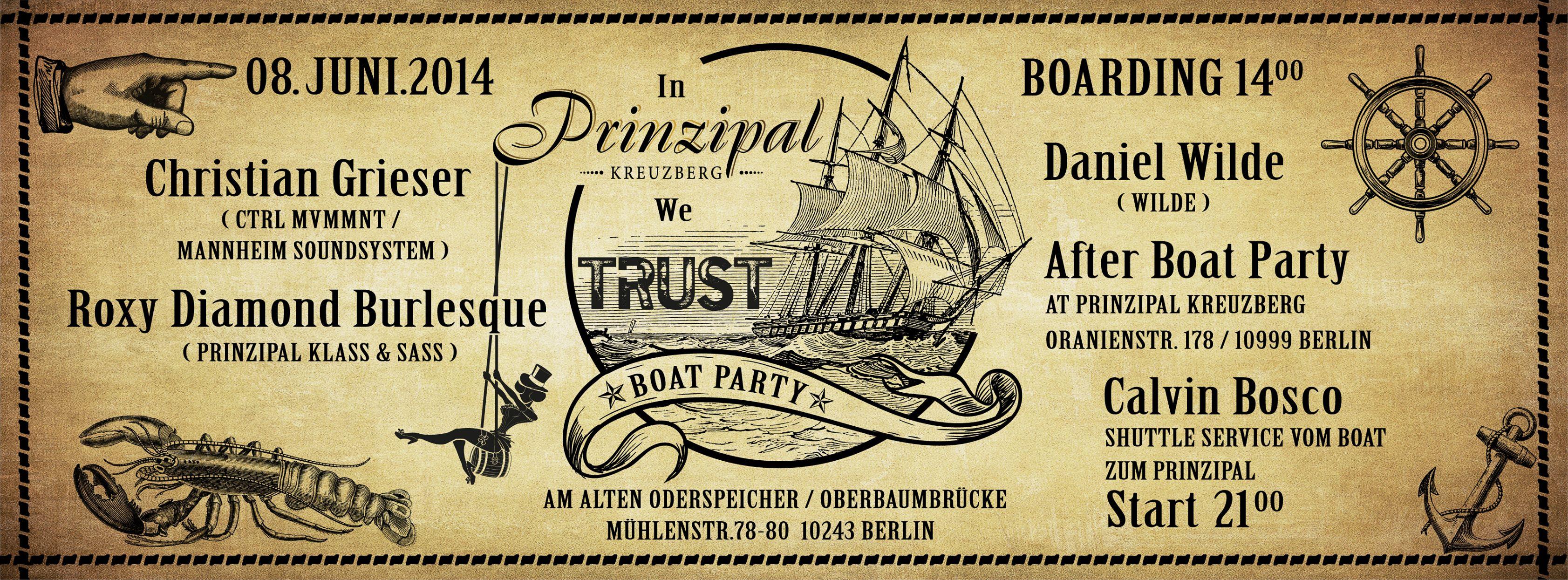 In Prinzipal We Trust