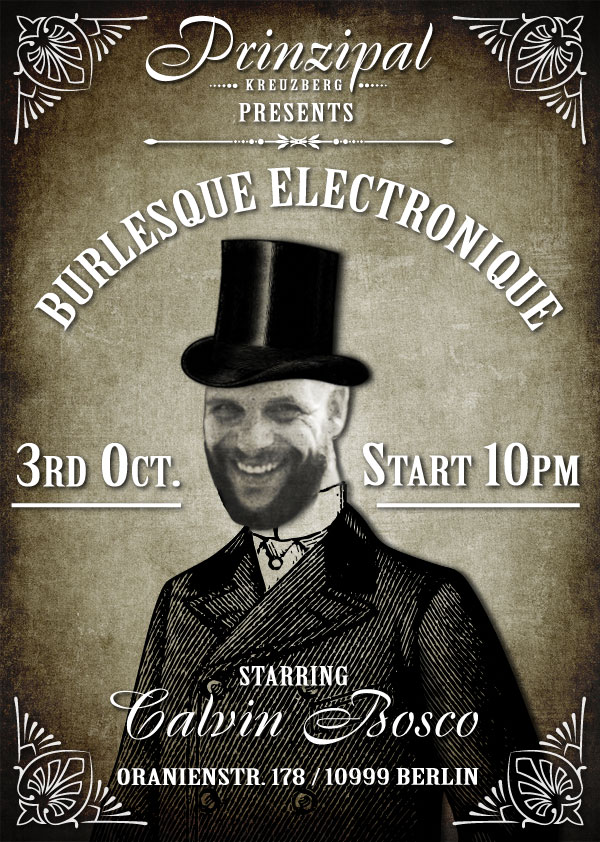 Burlesque Electronique
