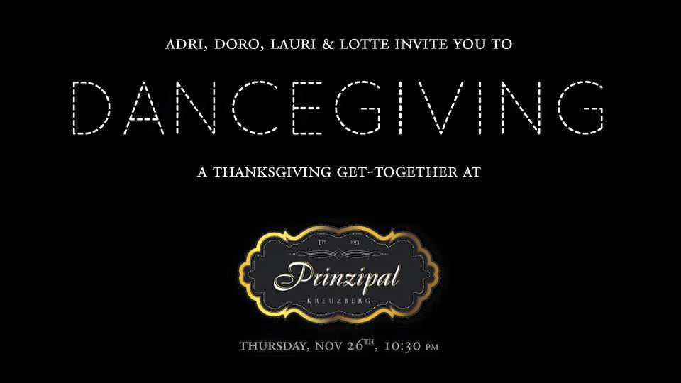 DanceGiving