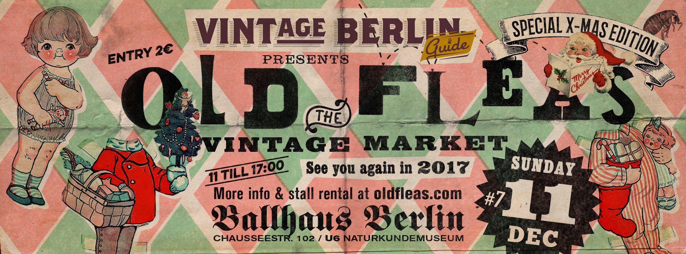 Old Fleas - The Vintage Market