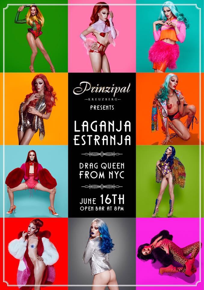 Laganja Estranja - Drag Queen From NYC