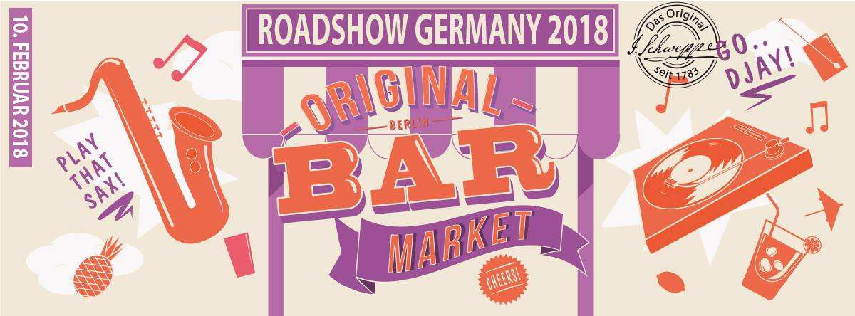 Bar Market The Roadshow